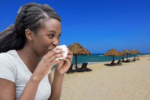 Relax, eat good food and walk the beach at Balance for Life Retreats.