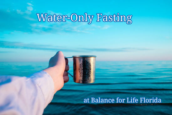 Water Fasting's Health Benefits Revealed