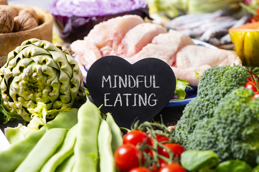 Start Your Own Health Routine with Mindful Eating - weight loss retreat