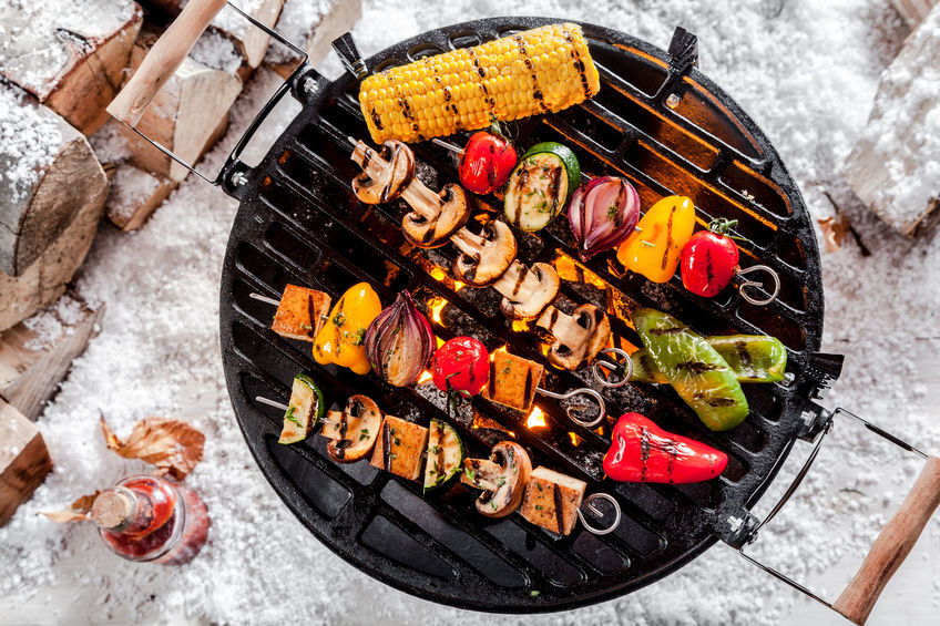 weight loss retreat - Celebrate Father's Day with a Vegetarian Barbecue